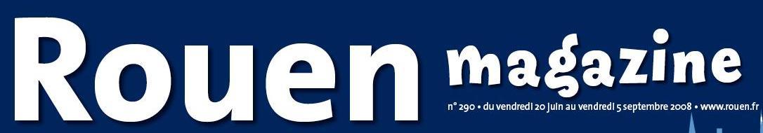 rouen mag logo